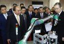 Tập đoàn Nidec Nhật Bản đầu tư 500 triệu USD xây dựng nhà máy sản xuất robot tại Việt Nam
