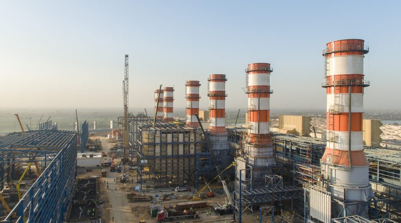 Siemens' power projects rival the great pyramids