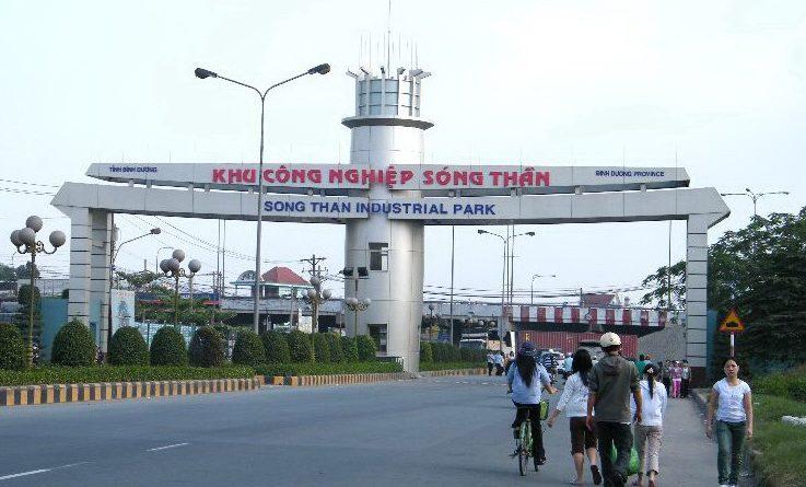 Bình Dương supports investors