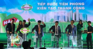 Công ty CP Nhựa thiếu niên Tiền Phong phía Nam: 10 năm vững bước tiên phong