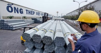 Bình Xuyên (Vĩnh Phúc): Giá trị sản xuất công nghiệp ước đạt hơn 23.000 tỷ đồng