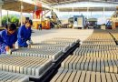 Building material market stable