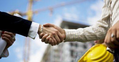 Các loại hình hợp đồng xây dựng