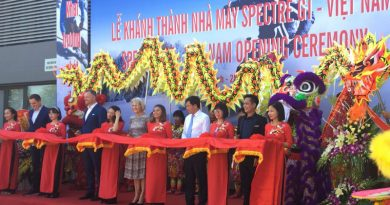 Danish garment manufacturer opens factory in Nam Dinh