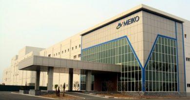Meiko mở nhà máy thứ 3 tại Việt Nam