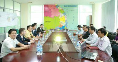 Thỏa thuận hợp tác xúc tiến đầu tư miền Trung và Tây Nguyên