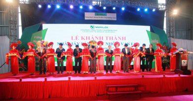 Công ty nhôm Vạn Lợi Bắc Ninh khánh thành nhà máy được đầu tư 7 triệu USD
