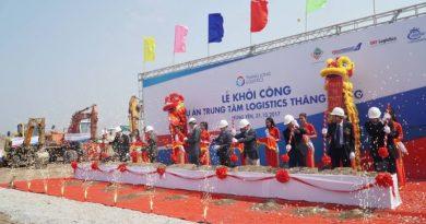 Khởi công dự án Trung tâm logistics Thăng Long tại Hưng Yên