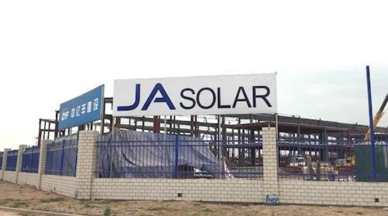 Notorious JA Solar project finally receives environmental approval