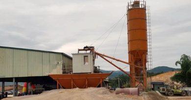 Thêm một nhà máy gạch không nung đưa vào sản xuất tại Hoành Bồ (Quảng Ninh)