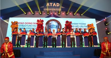 ATAD inaugurates LEED-certified steel factory in Dong Nai