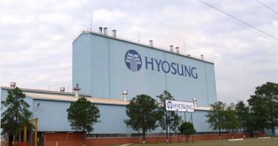 Hyosung gearing up to kick off $1.2 billion polypropylene manufacturing project