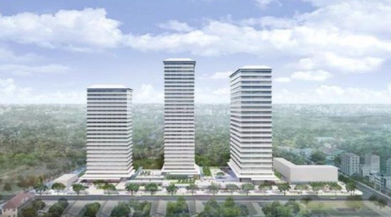 Japanese Contractor Takes on $400 Million Project in Yangon