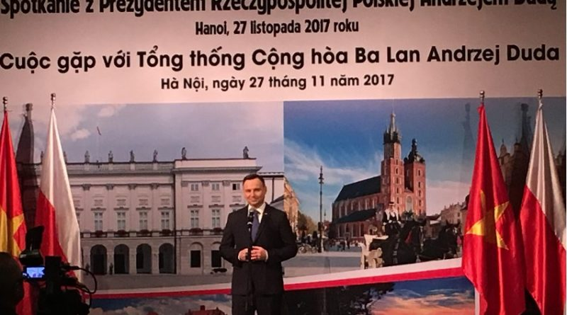 Poland reaching out to step up co-operation with Vietnam