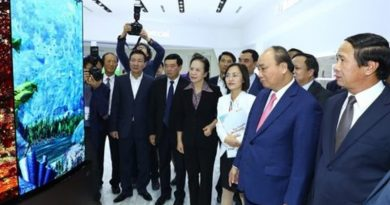 Prime Minister opens two projects in Hai Phong