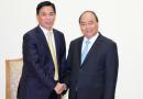 Thủ tướng tiếp Chủ tịch Tập đoàn Giai Nguyên (Hong Kong)