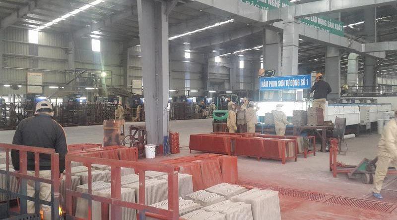 Quảng Ninh: Thanh Tuyền – Nhà máy gạch ngói không nung lớn nhất Việt Nam