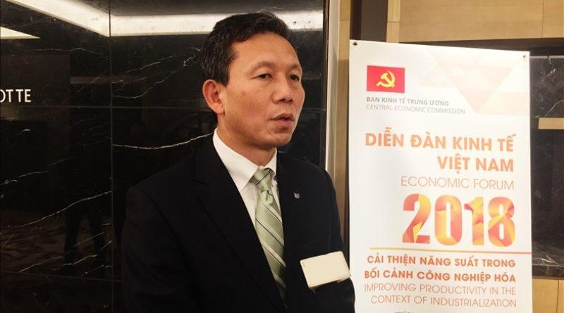 Tổng giám đốc Canon Việt Nam chia sẻ bí quyết tăng năng suất lao động