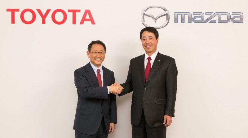 """Toyota """"bắt tay"""" Mazda xây dựng nhà máy trị giá 1,6 tỷ đô la"""
