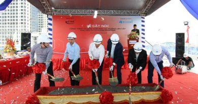 Tập đoàn Hòa Bình cất nóc hai công trình tại TP.HCM và Phú Quốc