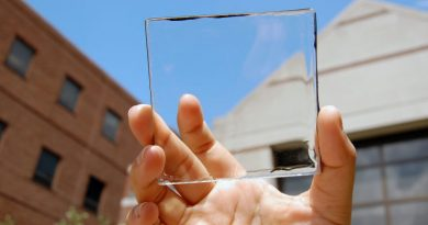 "Transparent Solar Panels Are ""The Wave of the Future"""