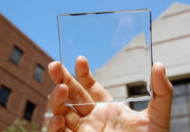 """Transparent Solar Panels Are """"The Wave of the Future"""""""