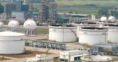 $3.2 billion Vung Ro refinery and petrochemical complex revoked
