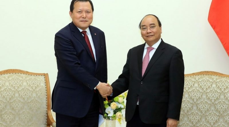 Lotte Group increases investment in Vietnam
