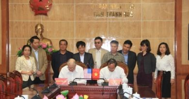 US firm Kachay Global Development to invest $100 million in Thanh Hoa