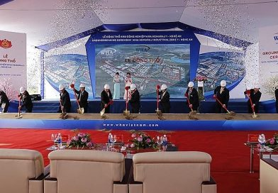 WHA Corporation kicks off $1-billion industrial park in Nghe An