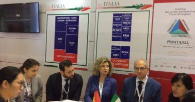 World-leading Italian companies make entrance at ProPak Vietnam
