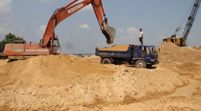 Tìm chỗ đứng cho cát nhân tạo trong các công trình xây dựng