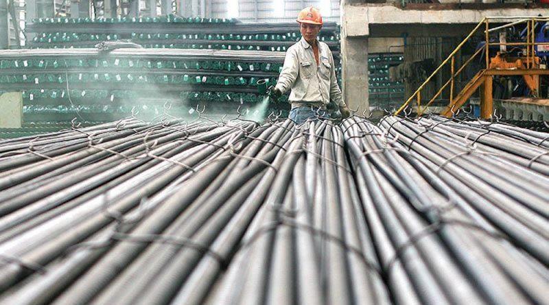 Giá thép xây dựng tăng chưa có dấu hiệu dừng lại