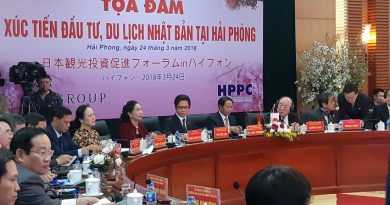 Haiphong city luring in more Japanese investors