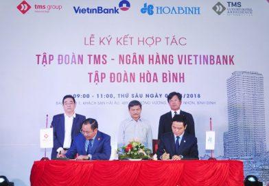 Hòa Bình thi công dự án cao nhất ở Quy Nhơn