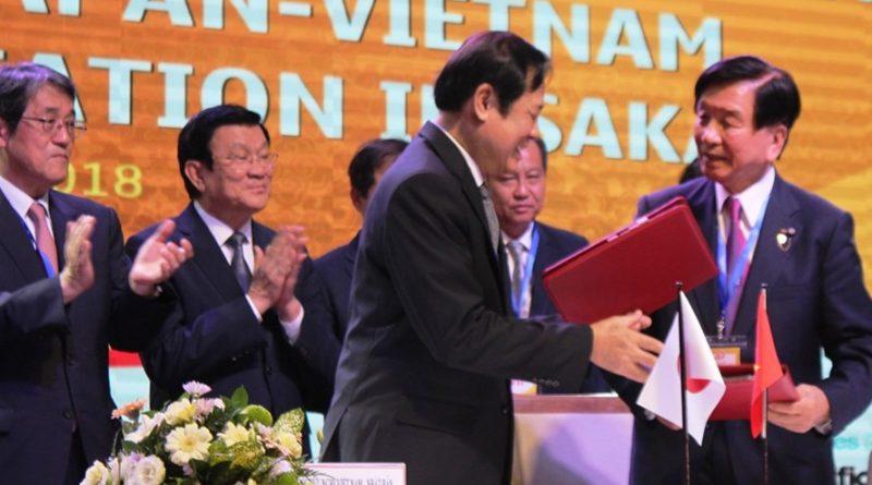 Số DN Nhật Bản được cấp giấy đầu tư vào Việt Nam cao nhất từ trước đến nay