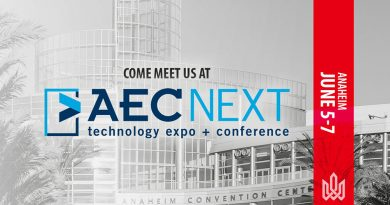 AEC Next is a Must for Construction Professionals