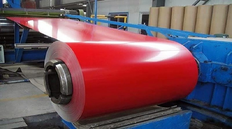 colour-coated steels