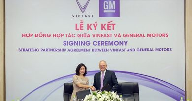 GM to Transfer Vietnam Operation to Vingroup's Car Arm, Eyes Sales Boost