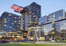 Khu phức hợp One Central Park tại trung tâm thành phố Sydney