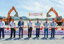 Construction on ESMO's first wiring harness factory in Vietnam starts