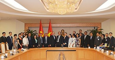 US firms appreciate Vietnam's investment environment
