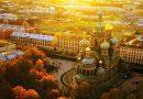 7 công trình kiến trúc tuyệt đẹp của Nga