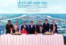 Nam Long công bố hợp tác phát triển giai đoạn 1 Khu đô thị Waterpoint