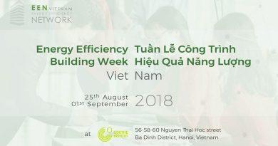 Tuần Lễ Công trình Hiệu quả Năng lượng Việt Nam