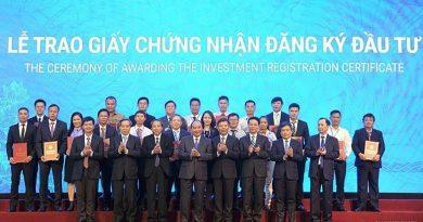 Quang Binh investment