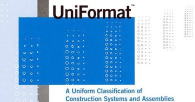 UniFormat và MasterFormat