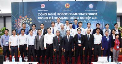 Đón cơ hội công nghệ Robotics và Mechatronics trong kỷ nguyên CMCN 4.0