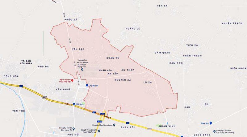 Hưng Yên sắp chỉ định nhà đầu tư dự án nhà ở gần 942 tỷ đồng