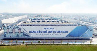 Thu hút FDI, nhìn từ câu chuyện Samsung chọn Thái Nguyên
